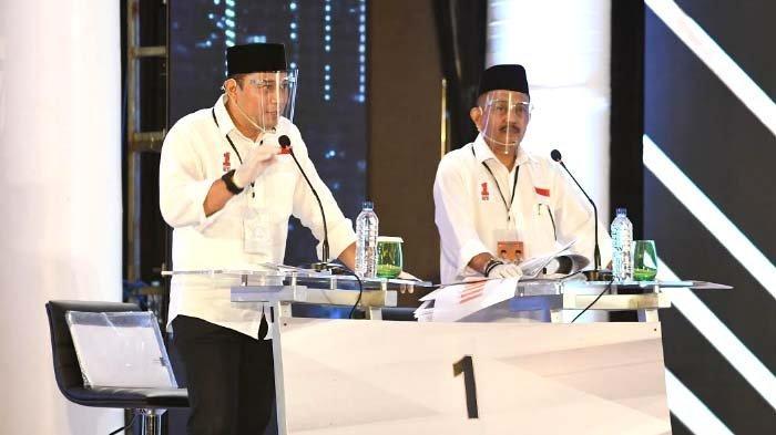 Update Hasil Pilkada Surabaya 2020: Eri Cahyadi - Armuji Masih Unggul, Begini Reaksi Kedua Paslon