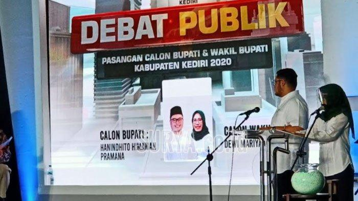 KPU Kabupaten Kediri Kembali Selenggarakan Debat Publik II Malam Ini