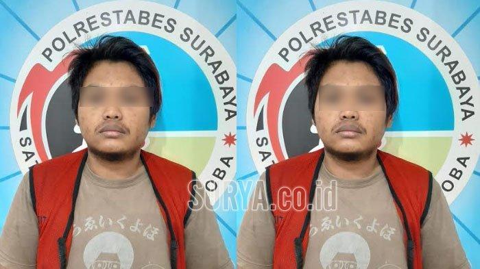 Edarkan Sabu, Pemuda Pengangguran Asal Surabaya Ini Ditangkap Polisi
