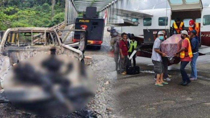 Sosok Dalang dan Penyandang Dana Aksi KKB Papua yang Tewaskan 2 Orang di Yahukimo ternyata Pejabat