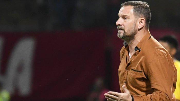 Komentar Pelatih PS Sleman Setelah Kalah dari Persib Bandung dan Kesiapan saat Bertemu di Solo