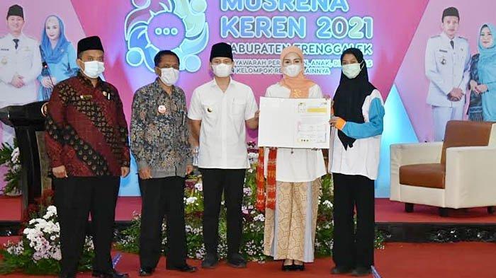 Kabupaten Trenggalek Deklarasikan Pencegahan Perkawinan Anak