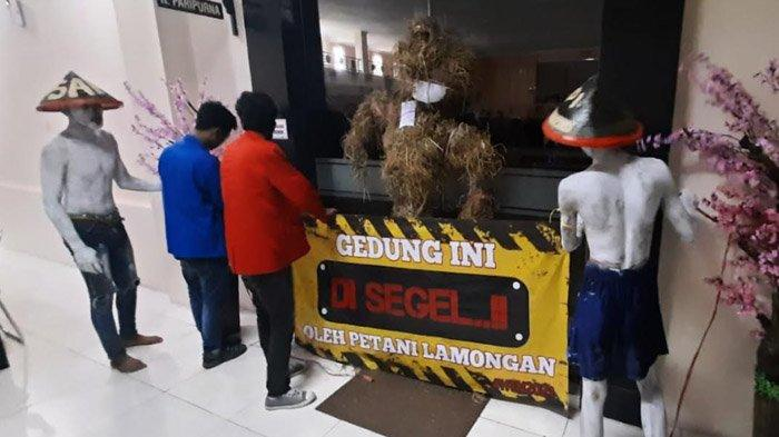 Tuding Perda Perlindungan Petani Tidak Bergigi, Mahasiswa Berdemo Tanpa Respons di Hari Tani - demo-mahasiswa-lamongan-di-hari-tani2.jpg