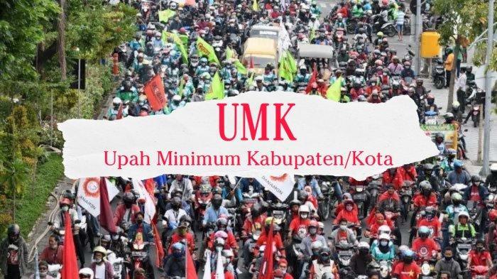 Berapa UMK Surabaya 2021 dan Daerah Lain di Jatim? ini Daftar Besaran UMK 2021 di Sejumlah Provinsi