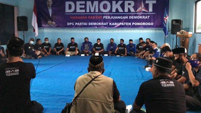 Demokrat Pacitan Tunggu Instruksi AHY Setelah Pemerintah Tolak Kubu Moeldoko, Siapkan Pilpres 2024