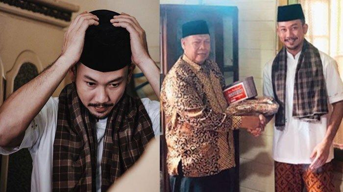 Denny Sumargo Pakai Sarung, Peci dan Ucap Bismillah, Terungkap Asal Usulnya yang
