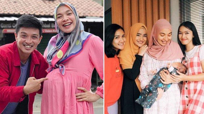 Denok, Istri Bang Ojak Tukang Ojek Pengkolan Baru Lahiran, Rinjani, Mbak Yuli & Mbak Amira Datang