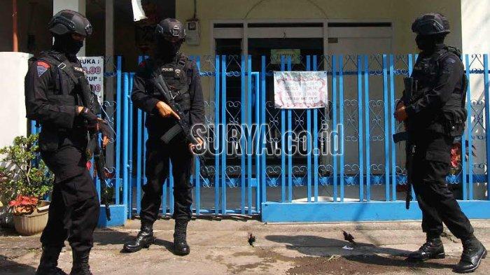 Ini Aksi Teror yang Akan Dilakukan Terduga Teroris Asal Lamongan yang Ditangkap Densus 88 di Depok