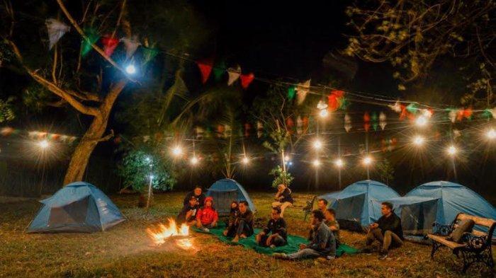 Wisata Selorejo Kembali Dibuka, Pengunjung Bisa Dirikan Tenda di Pinggir Waduk