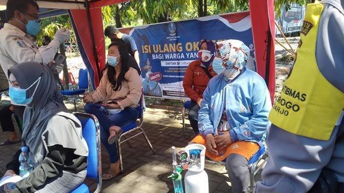 Hari Ini Depo Isi Ulang Oksigen Gratis di Sidoarjo Sudah Dibuka, Di Sini Lokasinya