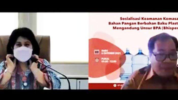 BPOM: Paparan BPA pada Air Minum dalam Kemasan Galon masih Aman untuk Bayi dan Ibu Hamil