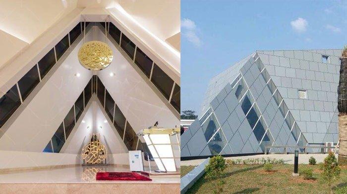 desain masjid al safar dituding simbol illuminati ini makna sebenarnya menurut ridwan kamil - 5 Masjid di Indonesia yang Memiliki Arsitektur Indah dan Unik