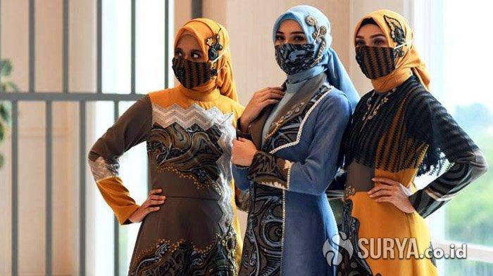 Beri Semangat Pengrajin dan Pekerja Seni, Desainer Busana Muslim Lia Afif Gelar Photo Session