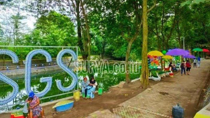 Destinasi wisata Desa Sidomulyo Kecamatan Wates Kabupaten Kediri.
