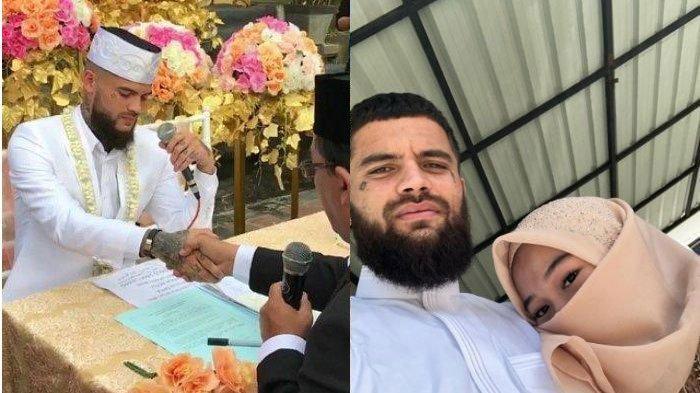 Detik-detik Diego Michiels Ucap Ijab Kabul, Mantan Nikita Willy Itu Sah Jadi Suami Dhea Simatupang
