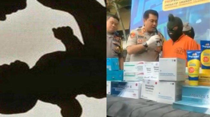 Detik-detik Mahasiswi Malang Gugurkan Kandungan Ungkap Sindikat Peredaran Pil Aborsi & Pelanggannya