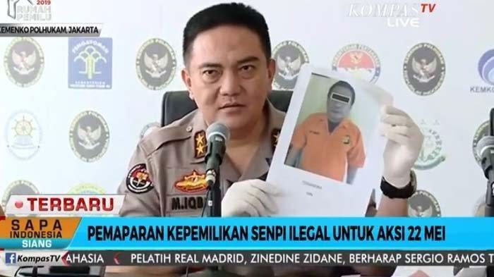 Detik-detik Penangkapan TJ Mantan Tentara yang Berencana Bunuh 4 Jenderal, Puluhan Polisi Diturunkan