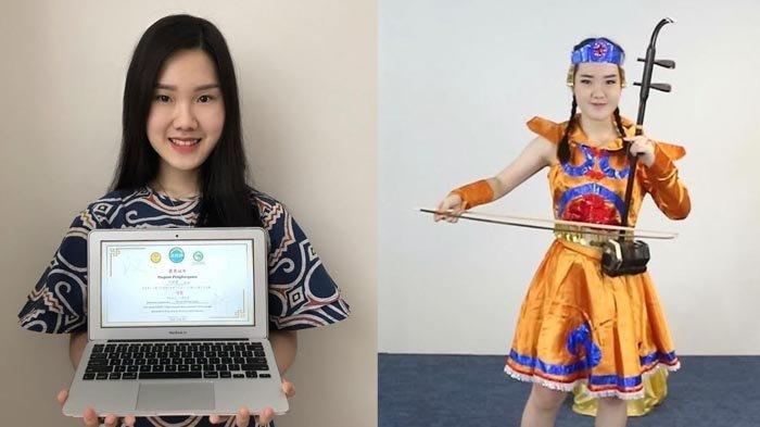 Mahasiswi UK Petra Wakili Indonesia ke China dalam Lomba Chinese Bridge