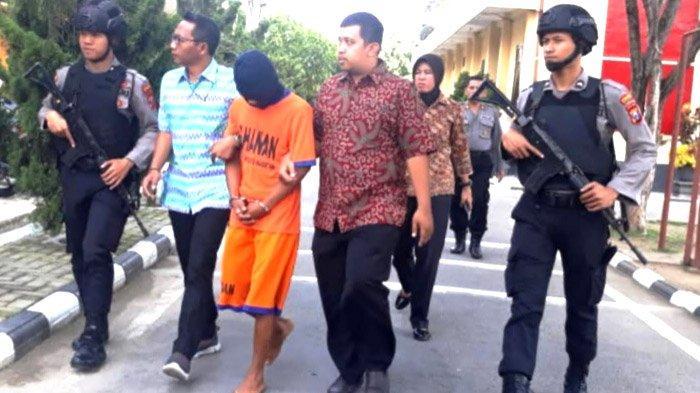 Pria Magetan Buron setelah Gadis yang Disetubuhi Hamil, Dibekuk Polisi saat Sembunyi di Dalam Gua