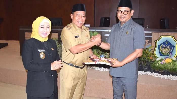 Pendapatan Daerah Lamongan Ditarget Naik 4,68 Persen, Terungkap dalam Paripurna DPRD soal RAPBD 2020