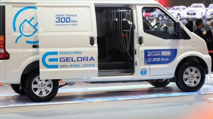 DFSK Gelora E, Minibus Bertenaga Listrik Pertama Resmi Meluncur