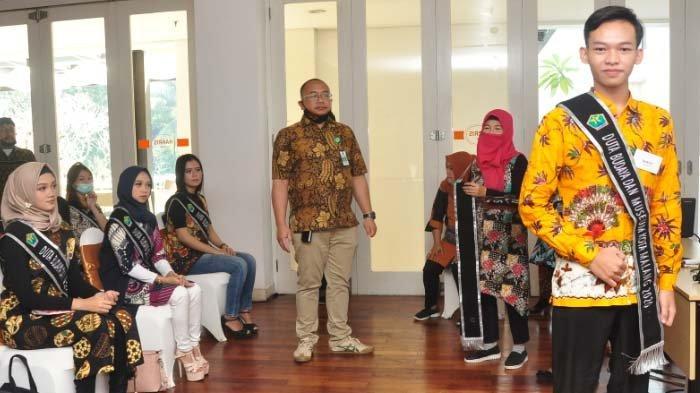 Populerkan Budaya dan Museum di Kota Malang, Dhede Juara Pemilihan Duta Budaya dan Museum 2020