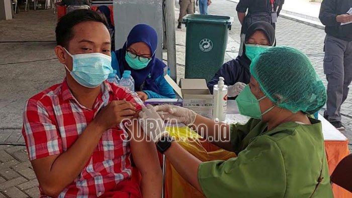 Info Vaksin di Surabaya 10 September 2021: Dosis 1 & 2 Sinovac di Tunjungan Plaza dan Marvell City