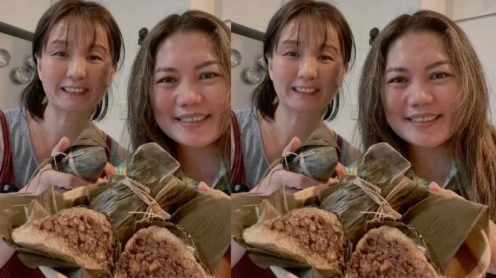 Cooking Class Bikin Bakcang, Jajanan Tradisional Tionghoa dengan 4 Sudut, ini Makna Filosofinya