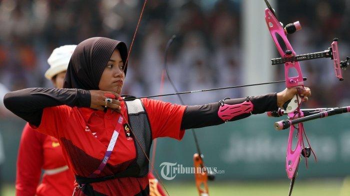 Olimpiade Tokyo, Pemanah Cantik Surabaya, Diananda Unjuk Gigi, Live TVRI Pukul 07.00 Pagi Ini