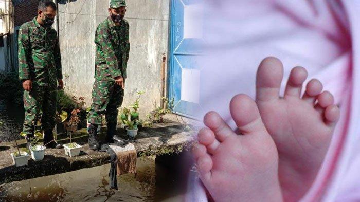Dikira Boneka Mengambang di Sungai Ternyata Jasad Bayi, ART di Sukun Malang Kaget, Ini Kronologinya