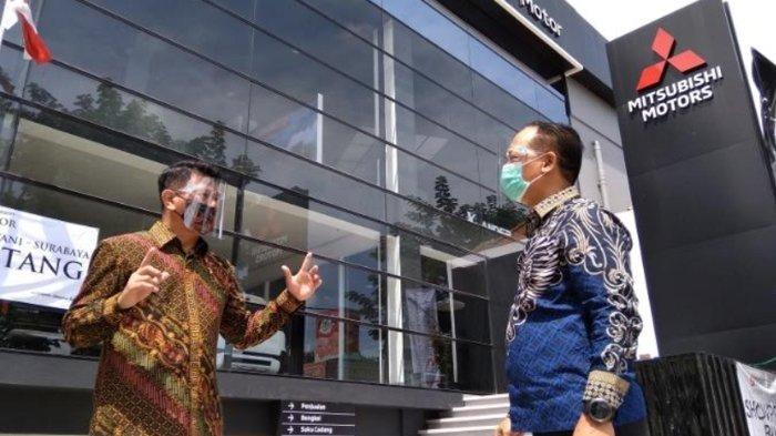 Sempat Tertunda Karena Pandemi, Sun Star Motor Buka Diler ke-40 di Jalan A Yani Surabaya