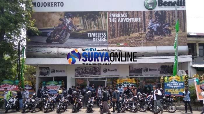 Melayani 3S, Benelli Buka Diler Baru di Mojokerto