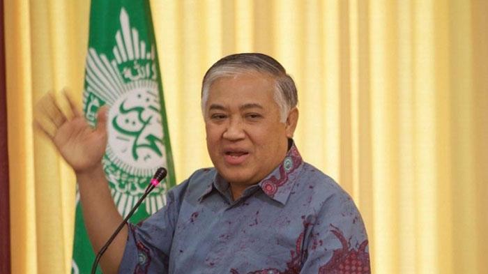 Mantan Ketua Umum Muhammadiyah, Din Syamsuddin dan Rashda Diana Menikah di Ponorogo