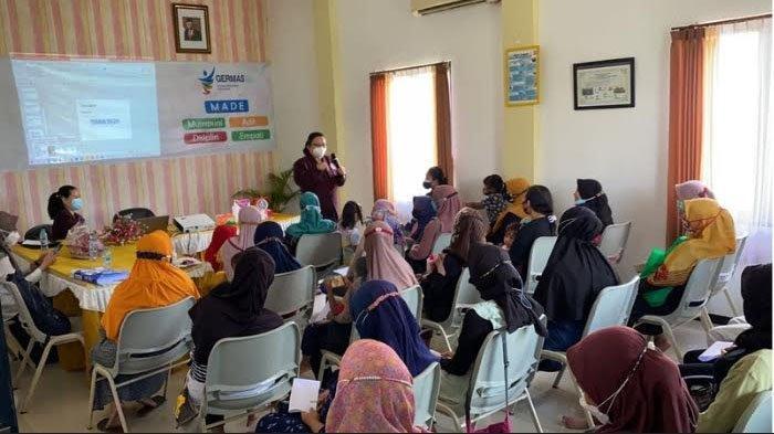 Cegah Stunting, Edukasi Ibu Hamil di Puskesmas Made Sambikerep Kota Surabaya