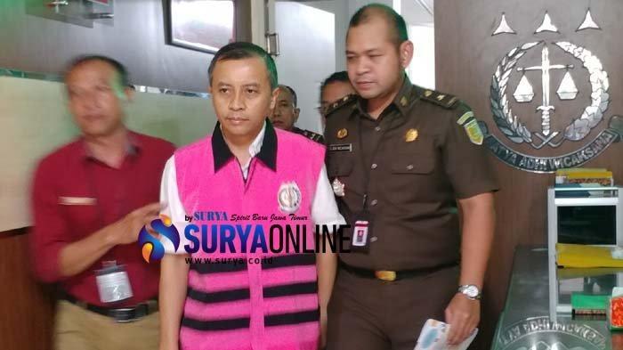 Jaksa Tahan Kepala Dinas Pariwisata Jember, Jadi Tersangka Dugaan Korupsi Rehab Pasar Manggisan