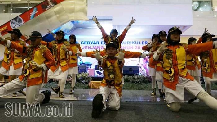 Dinas Pendidikan Jatim Gelar Gebyar Ekstrakurikuler SMA dan SMK se-Surabaya