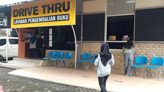 Pinjam Buku Cara Lantatur di Dinas Perpustakaan dan Kearsipan Provinsi Jawa Timur
