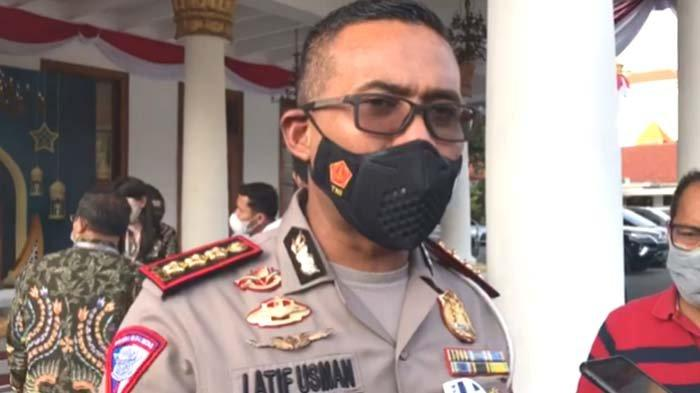 PolisiSiaga di Tempat - tempat Wisata, Pengunjung Bukan dari Satu Rayon Siap-siap Diputar Balik