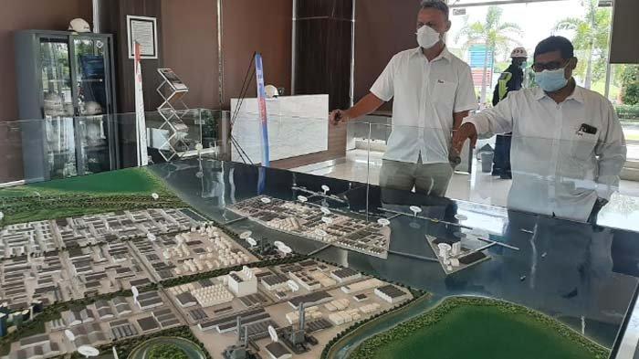 Disetujui Jadi Kawasan Ekonomi Khusus (KEK), 6 Investor Siap Masuk ke JIIPE di Manyar, Gresik
