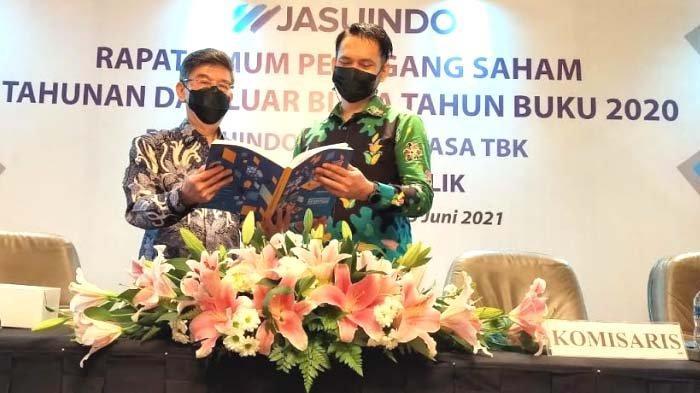 Optimistis Kinerja Perusahaan Membaik, Jasuindo Prediksi Pendapatan 2021 Capai Rp 1,3 Triliun