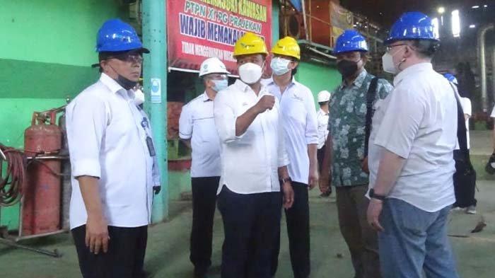 Keterbukaan Rendemen PTPN XI Bisa Dicotoh oleh 34 PG di Bawah Holding Perkebunan