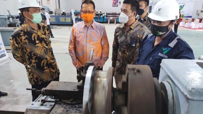 NMF Mampu Hemat Biaya Maintenance Mesin Pabrik Gula dan Tingkatkan Daya Saing PTPN X