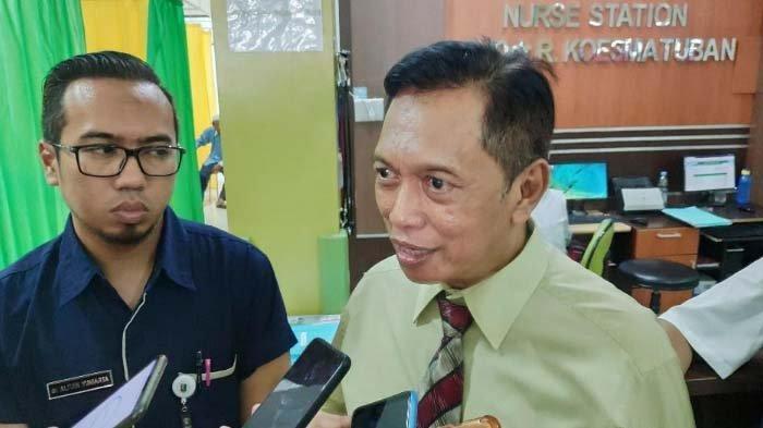 IGD RSUD Dr Koesma Tuban Ditutup 7 Hari setelah Seorang Dokter Meninggalkarena Covid-19