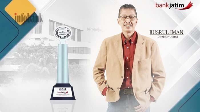 Bank Jatim Raih Penghargaan Bank Berkinerja Sangat Bagus selama 20 Tahun Berturut-Turut