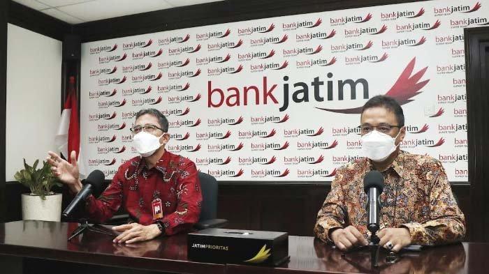 Tunjukkan Kinerja Positif Dalam 2 Tahun Pandemi, Bank Jatim Siap JadiPilihan Andalan Investor