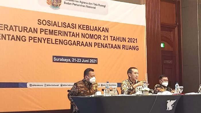Kementerian ATR/BPN Ajak Permudah Izin Usaha di Daerah