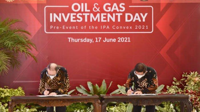 Tingkatkan Kebutuhan Gas, Petrokimia Gresik MoU Dengan Kangean Energy Indonesia