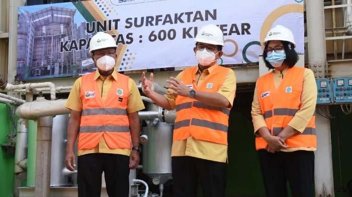 Ciptakan Green Surfactant, Petrokimia Gresik Dukung Eksplorasi Migas