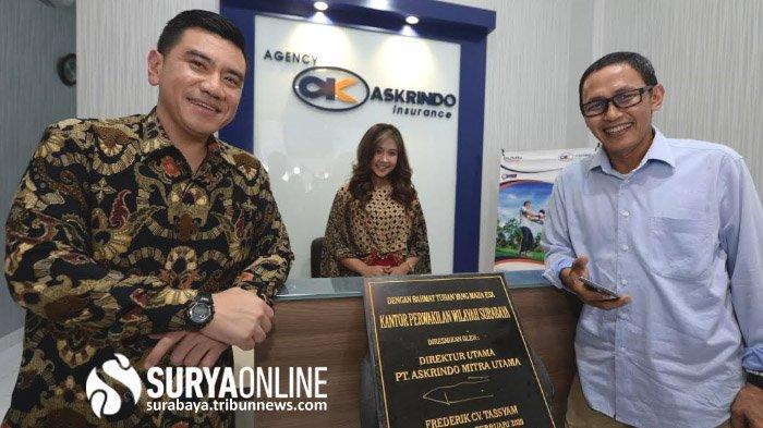 AMU Resmikan Kantor Baru di Surabaya di Sini Lokasinya