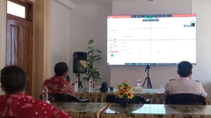 Diskominfo Kab Nganjuk Sosialisasi Peningkatan Kapasitas Digital untuk Pelayanan Pemdes/Kelurahan